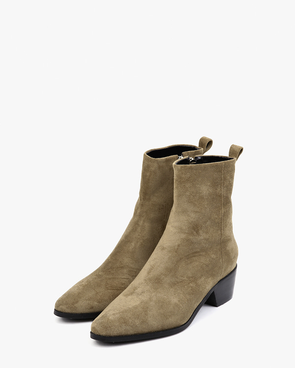 domain pointy ankle boots (225-250)